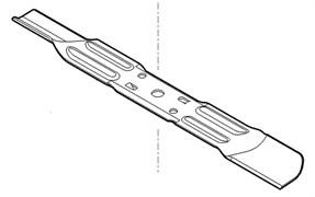 Нож для газонокосилок RM 253 Stihl