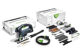 Лобзик Carvex PSB 420 EBQ-Set SYS3 Festool +