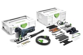 Лобзик Carvex PS 420 EBQ-Set SYS3 Festool +
