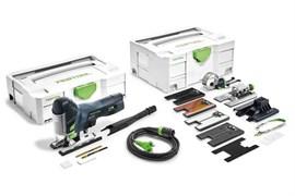 Лобзик Carvex PS 420 EBQ-Set SYS3 Festool