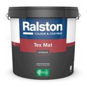 Краска Ralston Tex Mat для потолков 10 литров