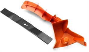 Комплект: заглушка BioClip® + нож BioClip®. Для Husqvarna LC 551SP