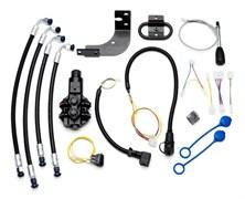 Гидравлический комплект к райдеру P 525D для привода навесных и прицепных аксессуаров