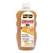 Льняное масло (Linseed Oil Raw) 500мл Rustuns