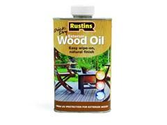 Фасадное масло (QD Exterior Wood Oil) 1л