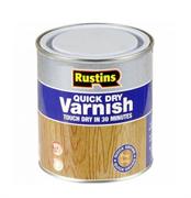 Быстросохнущий лак / QD Varnish Satin Oak (Дуб)