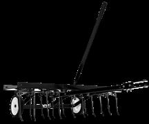 Грабли для мха прицепные (для всех моделей) Husqvarna