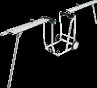 Стол-трансформер мобильный с упорами UG-KA-Set Festool