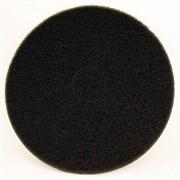 Полировальный диск 85мм чёрный плоский 2шт.