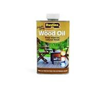 Финишная морилка QD Outdoor Wood Stain Ebony (Эбеновое дерево)
