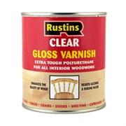Полиуретановый лак Дуб / Poly Varnish Gloss Oak (Глянец)
