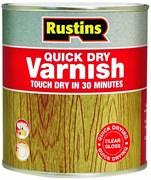 Полиуретановый лак Тик / Poly Varnish Gloss Teak (Глянец)