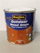Финишная морилка QD Outdoor Wood Stain Teak (Тик)