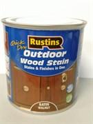 Финишная морилка QD Outdoor Wood Stain Walnut (Орех)