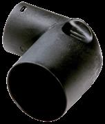 Муфта угловая с компенсатором D 27 DAG/90 +
