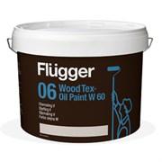 Краска алкидно-маслянная Flügger 06 Wood Tex Oil Paint (Wood Tex Oliemaling V)