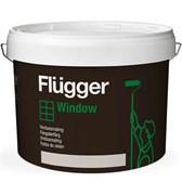 Краска полуглянцевая Flugger Window paint (Window Aqua)