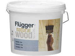 Лак Flugger natural wood (Panel Lacquer transparent)