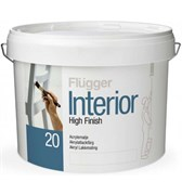 Лак Flugger natural wood 20 (Wood Lacquer silk matt)