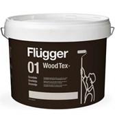 Масло грунтовочное Flugger 01 Wood Tex Classic Priming Oil