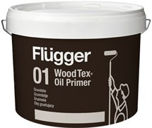 Масло грунтовочное Flügger 01 Wood Tex Priming Oil (WoodTex Grundolie, 90 Aqua)