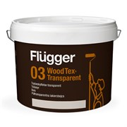 Пропитка защитная Flügger 03 Wood Tex Transparent (Flugger 95 Aqua)