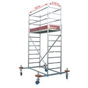 Вышка-тура Промышленная линия для профессионального применения в строительстве и индустрии серия 10 2,0х0,75 м РВ