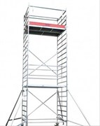 Вышка-тура Промышленная линия для профессионального применения в строительстве и индустрии серия 50 2,0х1,5 м РВ