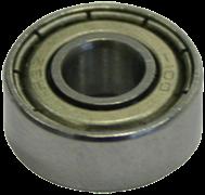Подшипник сменный Ø 6,35 mm D22 2шт.