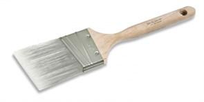 Кисть малярная с деревянной ручкой, плоская 1/2 SILVER TIP AS Wooster