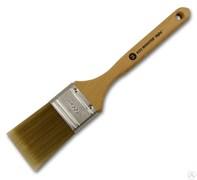 """Кисть малярная с деревянной ручкой, плоская ALPHA TAS 1 1/2"""" -3"""