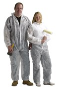 Одноразовые защитные костюмы