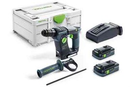 Акк. перфоратор BHC 18 Li HCP 4.0 I-Plus Festool