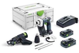Акк. шуруповерт DWC 18-2500 HCP 4.0 I-Plus Festool