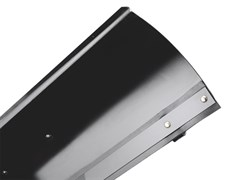 Резиновая накладка к отвалу 9672807-01 для райдеров R 112C и R 112C5