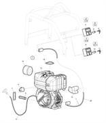 Запчасти на двигатель Lombardini 15LD440 EPA version