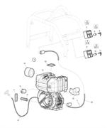 Запчасти на двигатель Lombardini 15LD440 Non EPA version