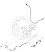 Запчасти на индикатор уплотнения Lombardini LG 400 Husqvarna