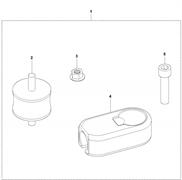 Комплект для ремонта амортизатора Hatz