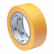 Лента малярная Premium EASYpaper  бумажная жёлтая Storch