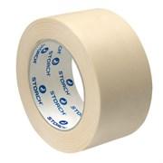 Лента малярная Standart Das WeiB бумажная белая Storch