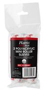 """Комплект мини-валиков для бугельных ручек полиэстер 4"""" 100мм Harris Taskmasters Pentrilo"""