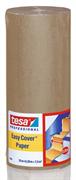 Укрывная бумага с малярной лентой 7дн 25м:0,3 м Tesa