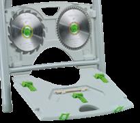 Бокс для пильных дисков CS 50 SGA Festool