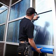 Пленка самоклеящаяся синяя WINDOW FILM 60,96 СМ * 182,88 мTrimaco