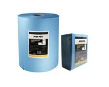 Салфетки нетканые для обезжиривания 68 г/м² синие JetaPro
