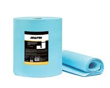 Салфетки трехслойные очищающие бумажные 54г/м² 36х38 см JetaPro
