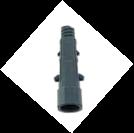 Адаптер конический универсальный полипропилен Pentrilo