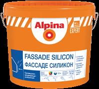 Краска водно-дисперсионная Alpina EXPERT Fassade Silicon