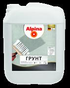 Грунтовка для наружных и внутренних работ Alpina EXPERT Einlassgrund 10 л